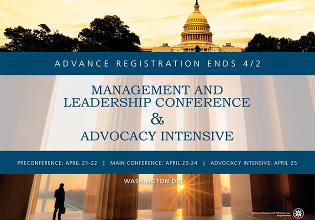Leadership and Advocacy Come Together