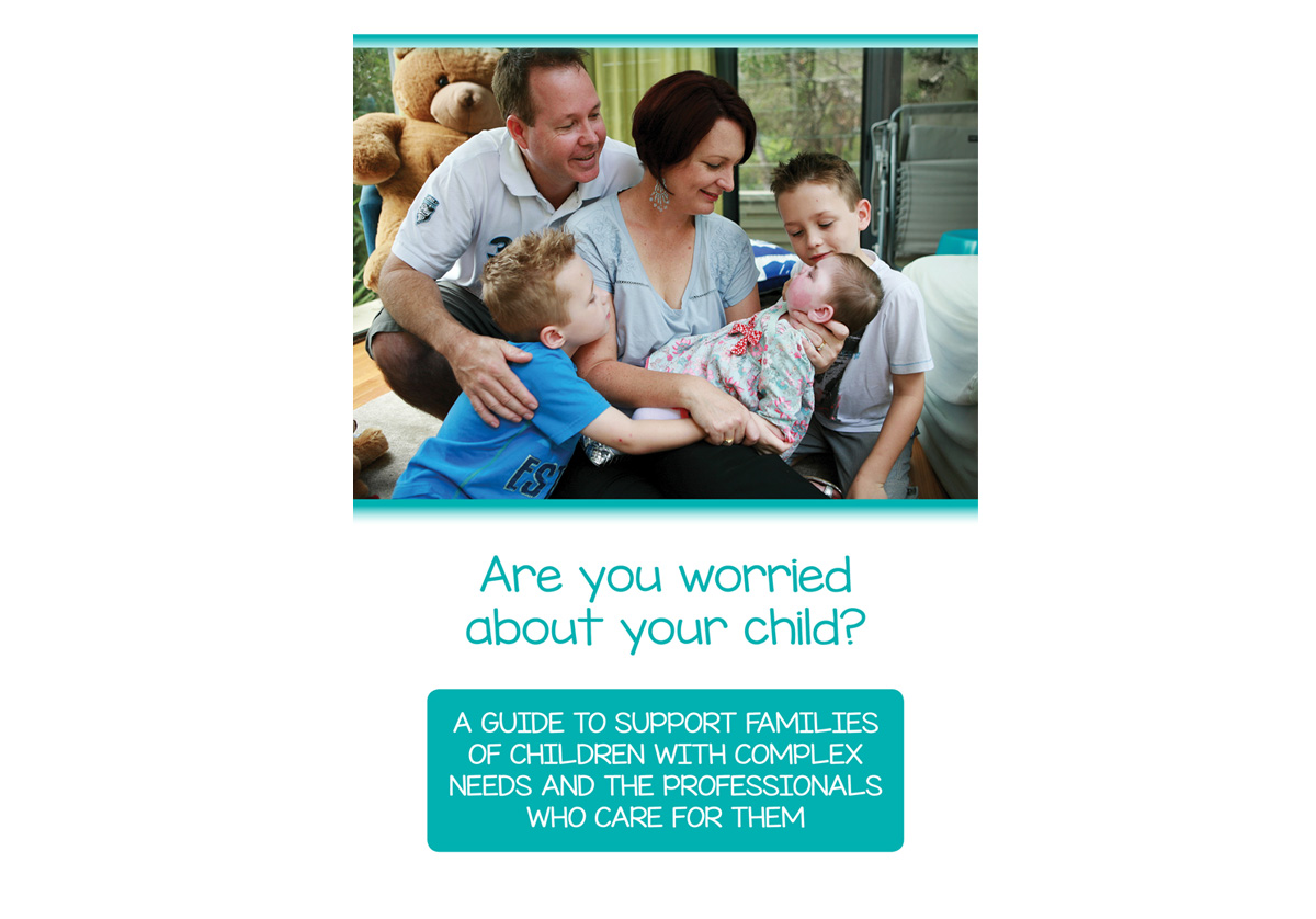 International Guide 'Are you worried about your child?' to support families of children with complex needs launched this week