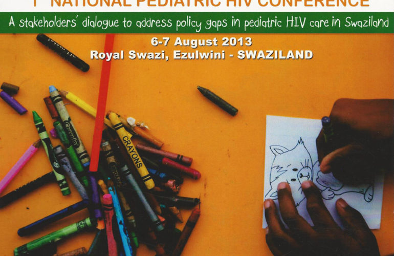 Addressing policy gaps in paediatric HIV care in Swaziland