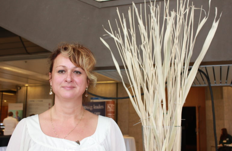 EAPC delegate interview: Marta Duchonova