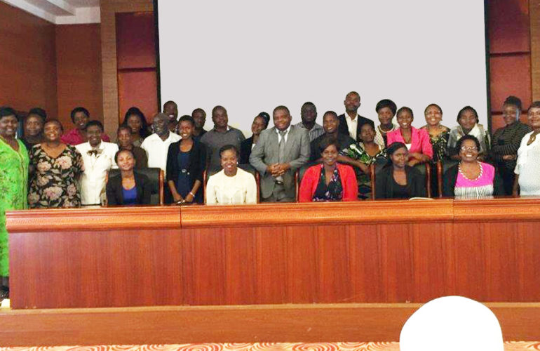 Stakeholders meet in Malawi to promote development of children's palliative care