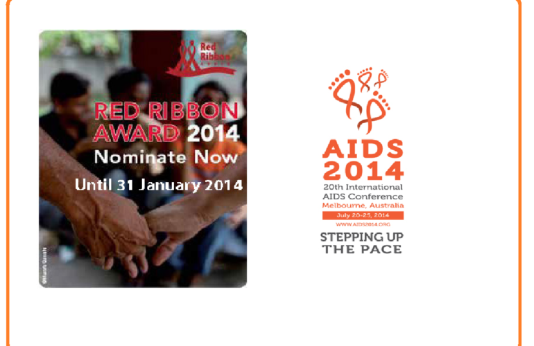 The 2014 Red Ribbon Award Round is open for nominations