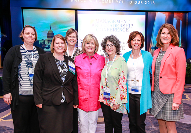 NHPCO Honors Sandra Huster with Leadership Award at National Conference