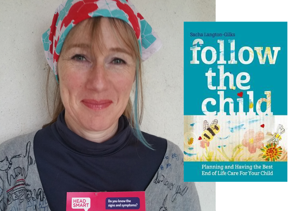 Parent authors book on planning the best end-of-life care for a child