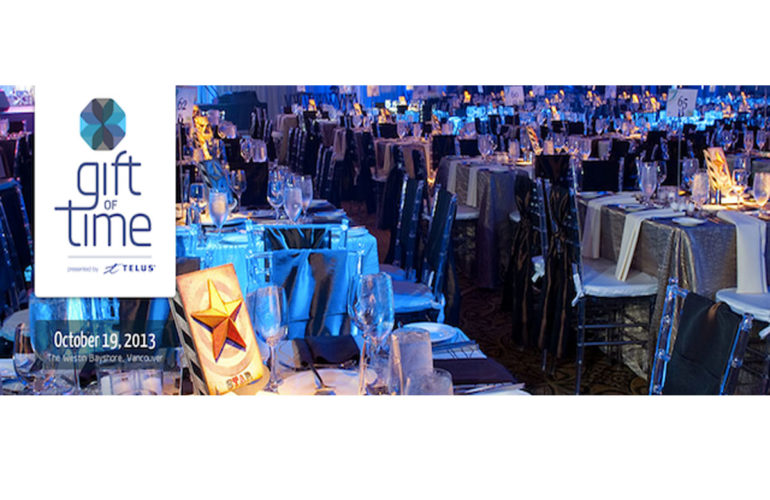 Canuck Place Gift of Time Gala: Family Story