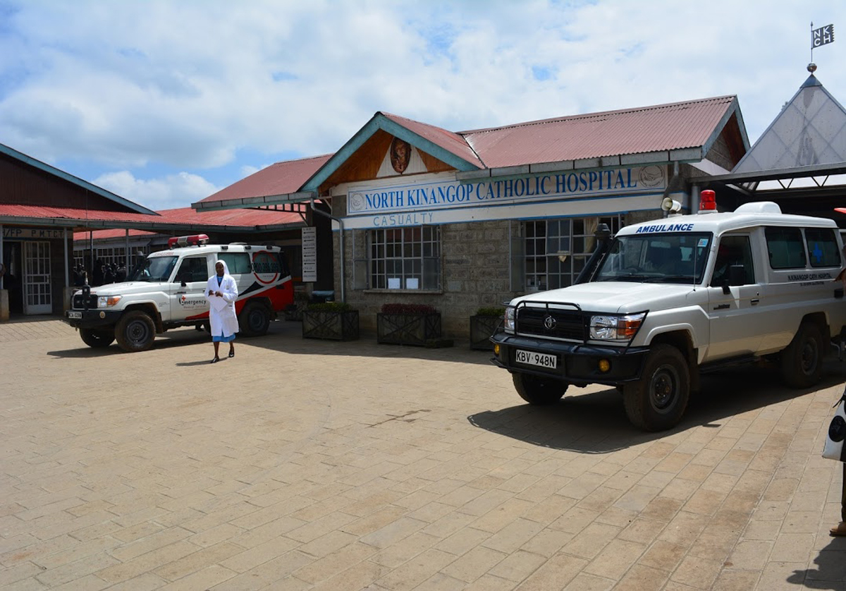 Nyandarua embraces palliative care
