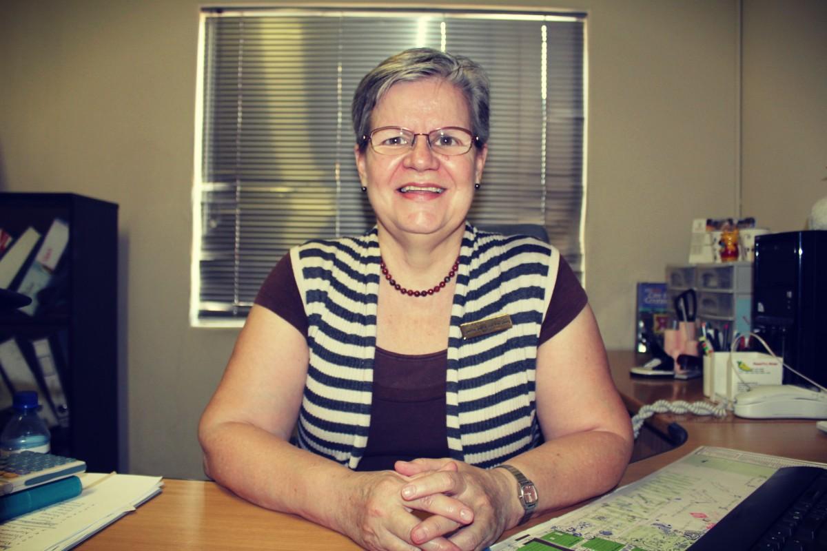 Meet Lynette Janse van Rensburg