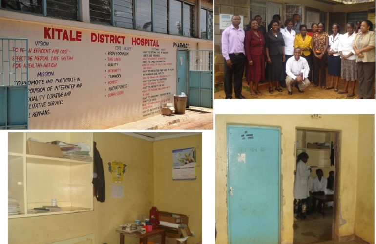 Kitale District Hospital gears up for palliative care