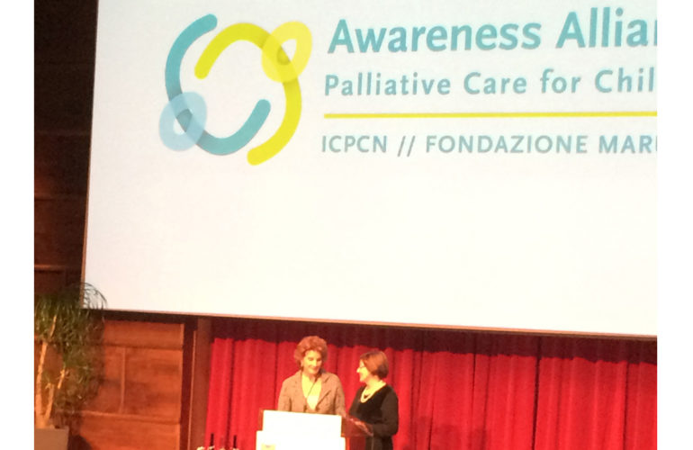 Awareness and access at the 2nd Congress on Paediatric Palliative Care in Rome
