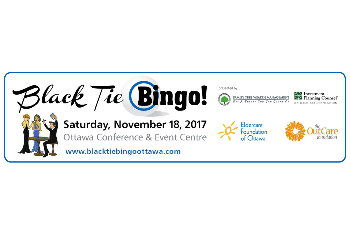 Black Tie Bingo! Annual Fundraiser presented by Family Tree Wealth Management, IPC Securities Corporation