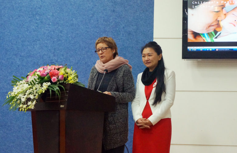 Butterfly Children's Hospices hosts first Children's Palliative Care conference in Changsha China