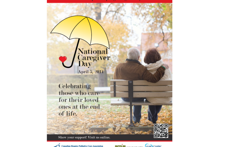 The CHPCA urges all Canadians to Recognize and Support Family Caregivers