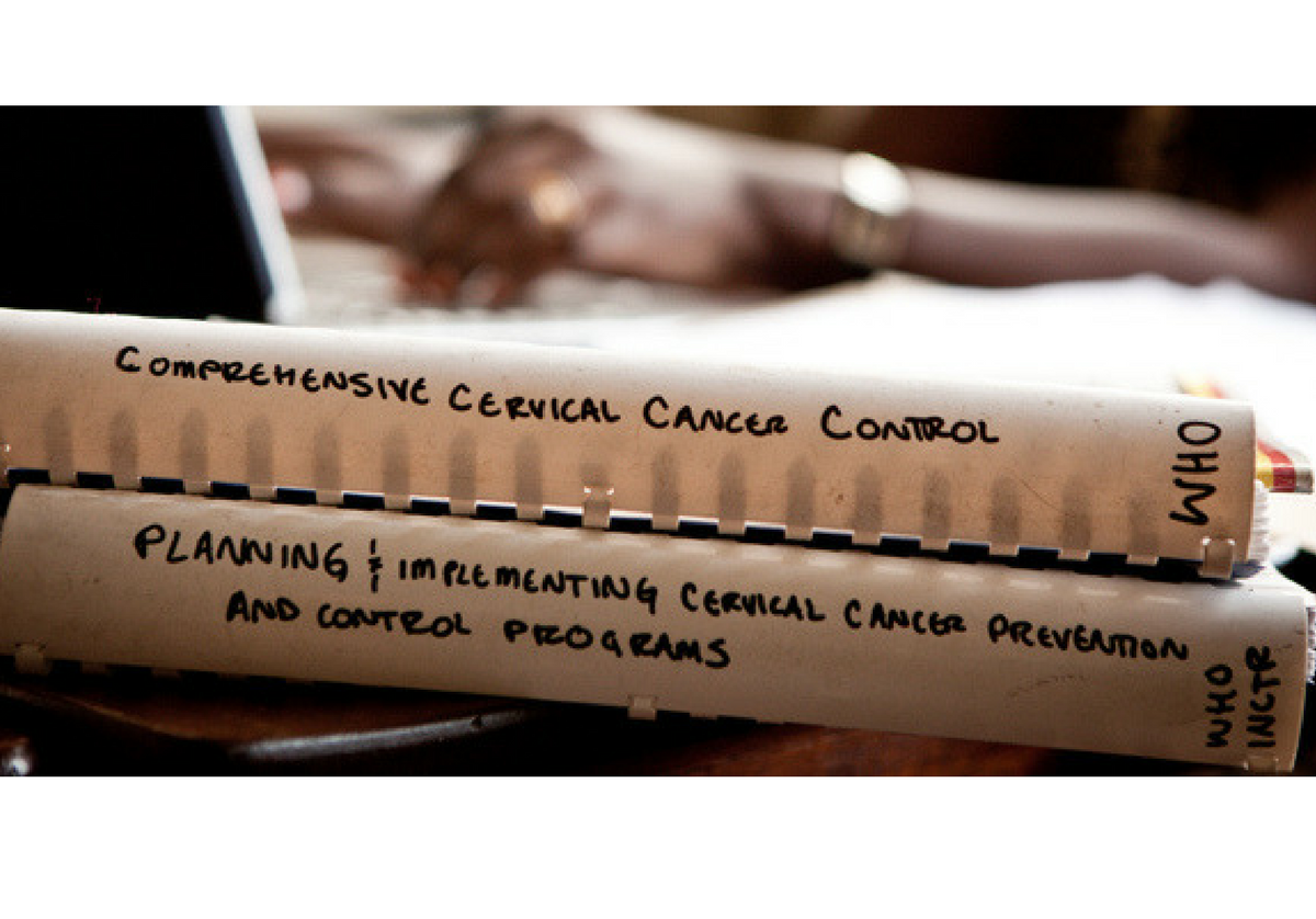 Palliative care for women with cervical cancer: a public health imperative