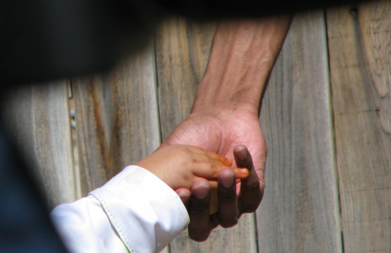 When comforting a child is a potential death sentence