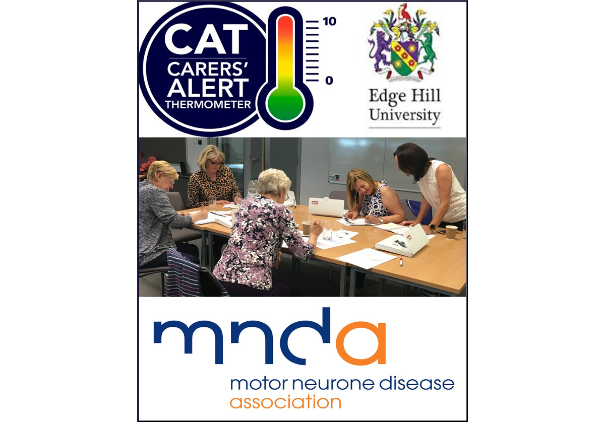 New tool to help family carers of people living with motor neurone disease