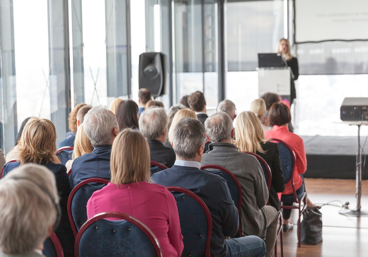 Hospices host end of life community development conference in the Midlands