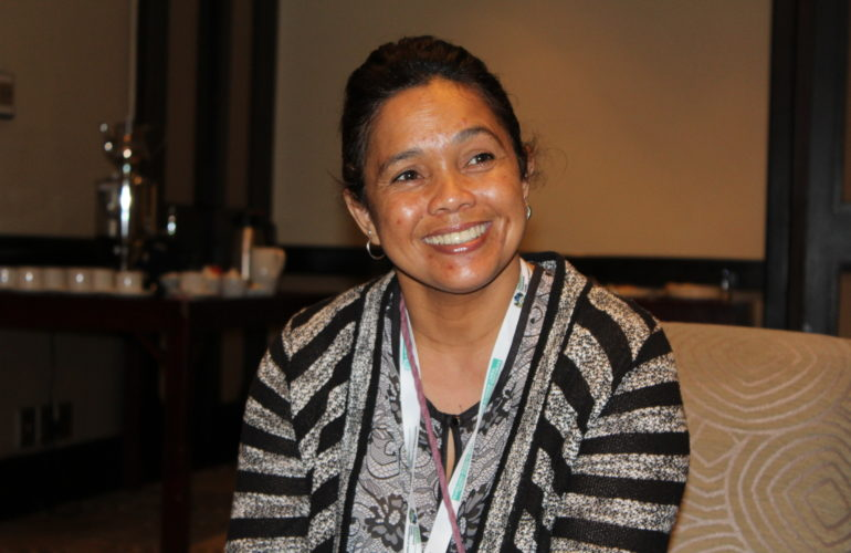 HPCA Conference 2015: Interview with Juanita Arendse – Director for  HIV & TB program