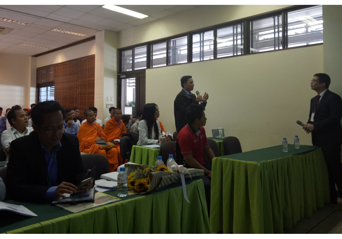 Pain Society of Cambodia raises awareness of palliative care and pain management