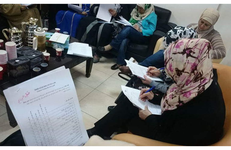 Implementing the WHA resolution on palliative care – Jordan