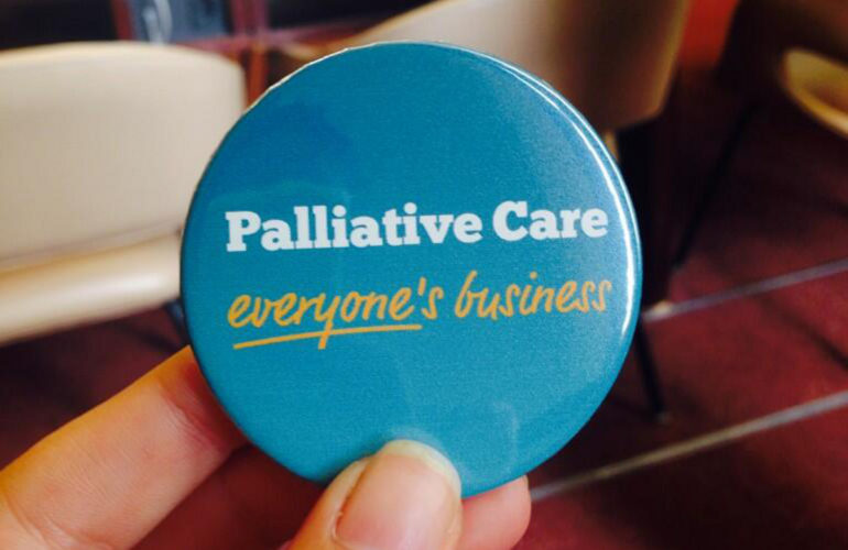 Palliative care advocates hard at work as 68th World Health Assembly starts in Geneva