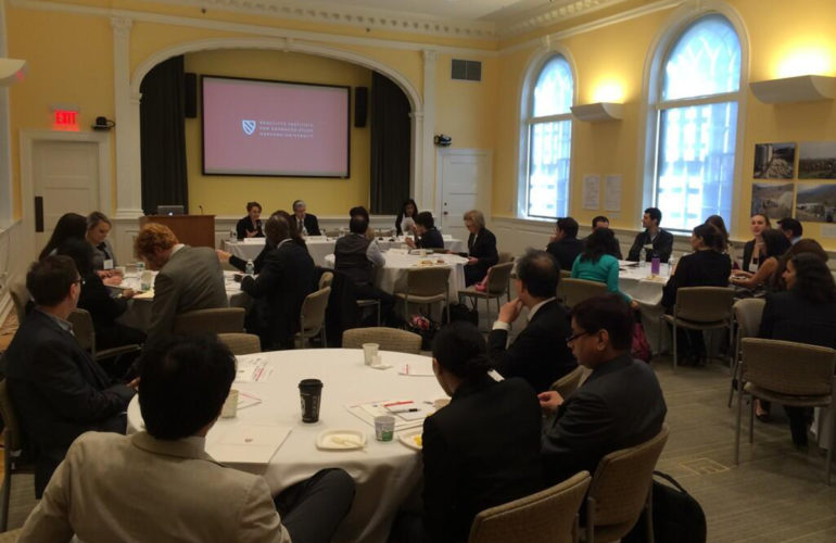 Harvard hosts international workshop to address global pain inequity
