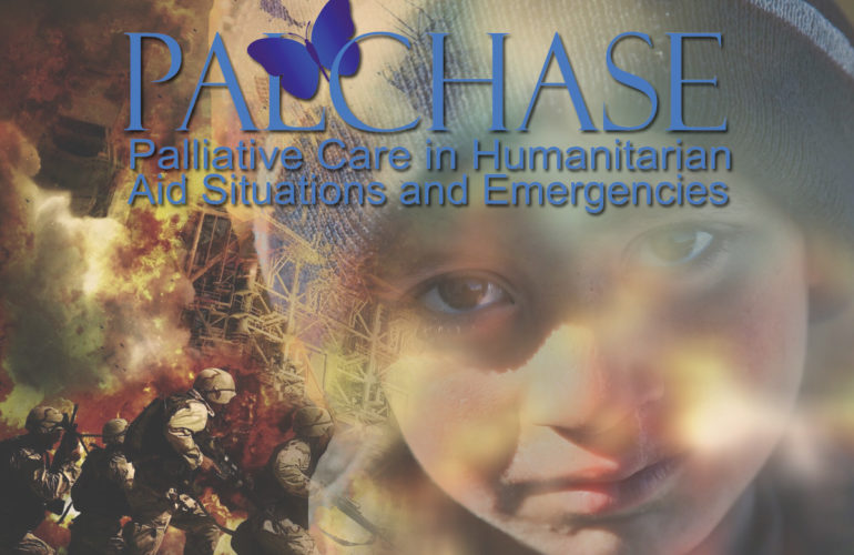 New PALCHASE Survey on palliative care in humanitarian contexts – interested in joining a community of practice?