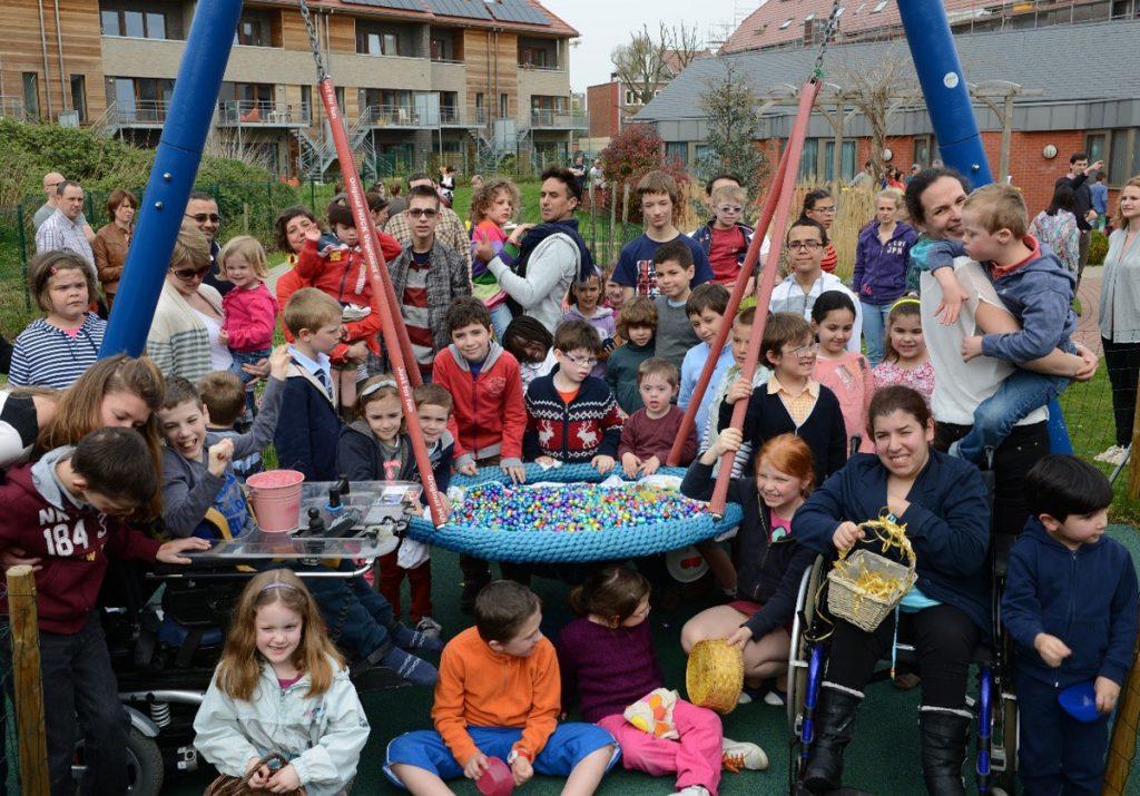 Villa Indigo provides respite care for seriously sick children in Brussels