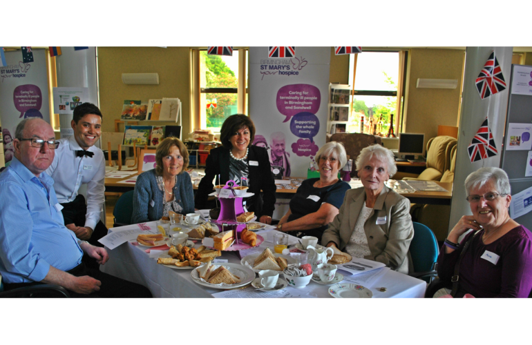 How volunteering makes such a big difference to hospices
