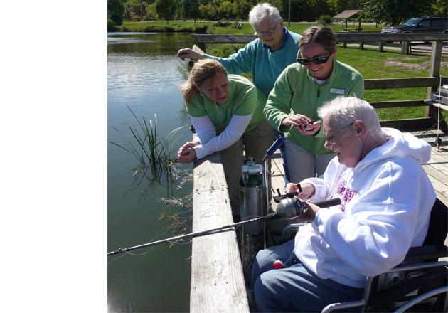 Hospice community honors Its volunteers during National Volunteer Week, April 6 – 12