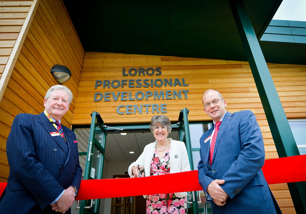 LOROS hospice opens new Professional Development Centre
