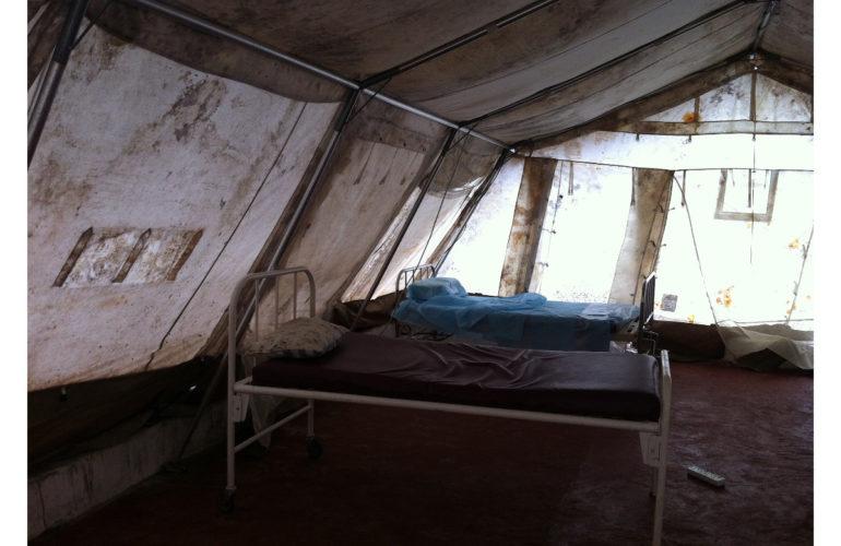 Palliative care in the response to Ebola
