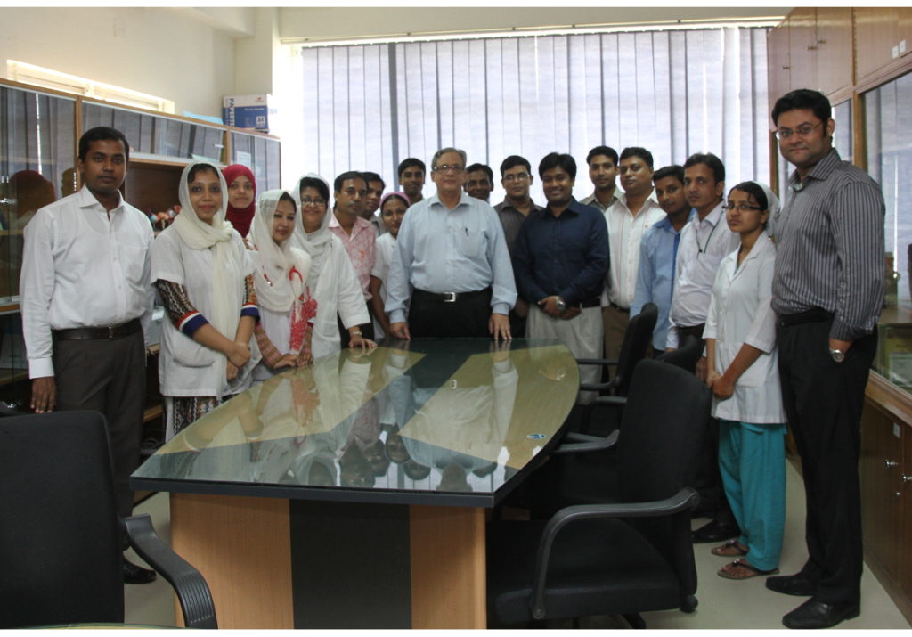 Centre for Palliative Care develops model service and creates awareness in Bangladesh
