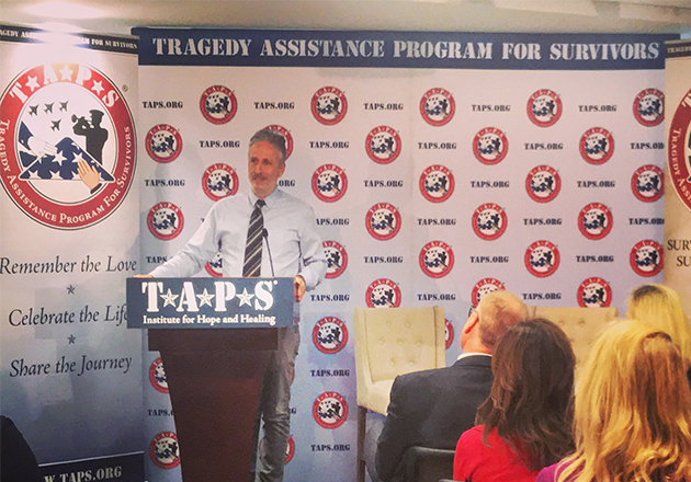 HFA and TAPS Launch Institute for Hope and Healing