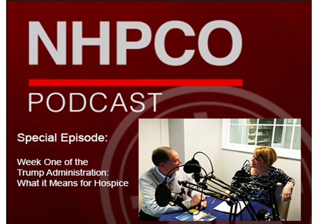 Timely podcasts from NHPCO