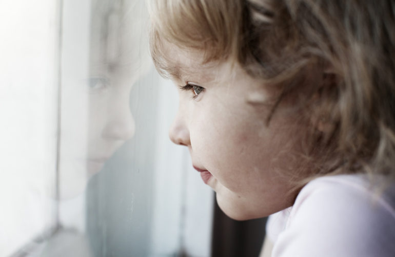 Children at the Bedside of a Dying Family Member or Friend