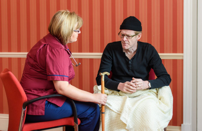 'Stories that Speak' – palliative care theatre-in-education group make their debut