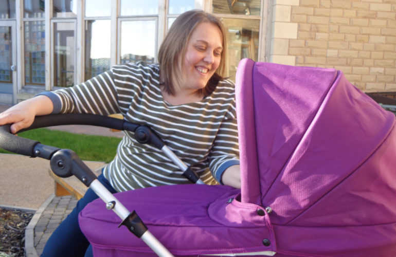 Hospice's neonatal and antenatal service supports families through pregnancy, birth and beyond