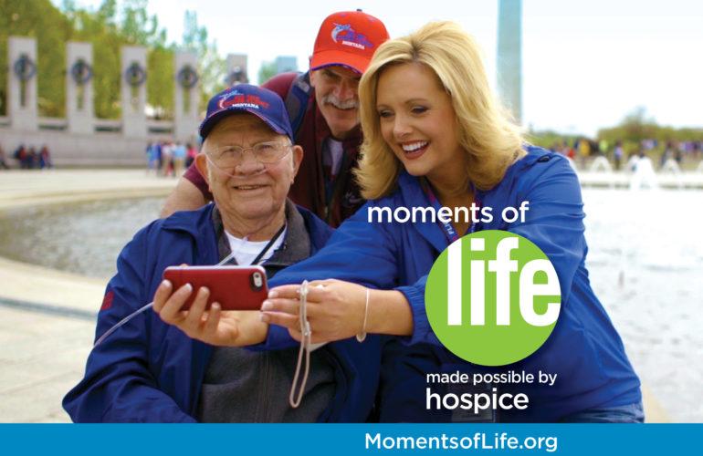 Hospice helps Veteran visit World War II Memorial hours before death
