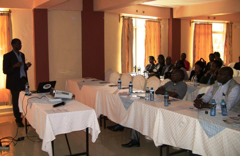 Guidance aims to standardise and harmonise cancer treatment and palliative care in Kenya