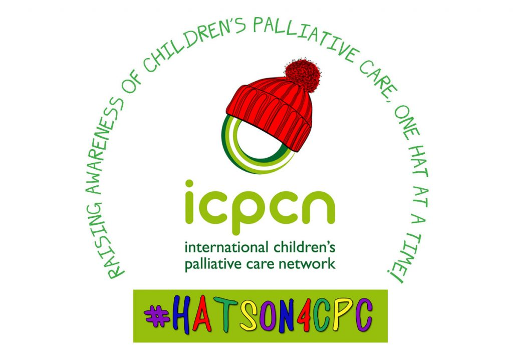 Put on a hat for children's palliative care