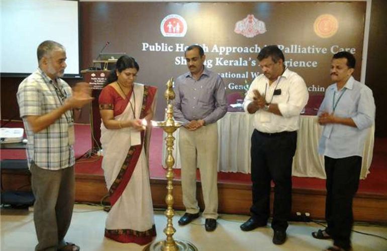 Public Health Approach in Palliative Care- Sharing Kerala's Experience