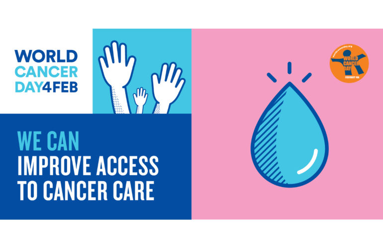 We Can, I Can – Support World Cancer Day