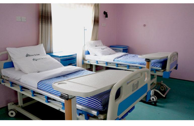 Bringing Palliative Care to the valleys of Ngong, Kajiado County
