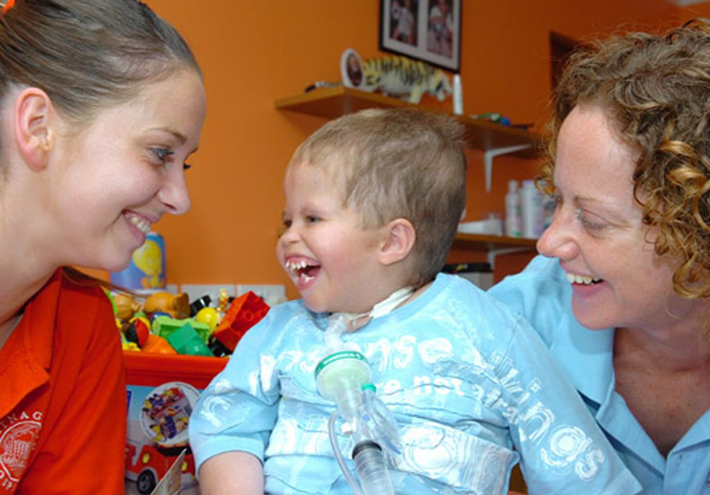 Shortage of nurses for children's hospices in the UK
