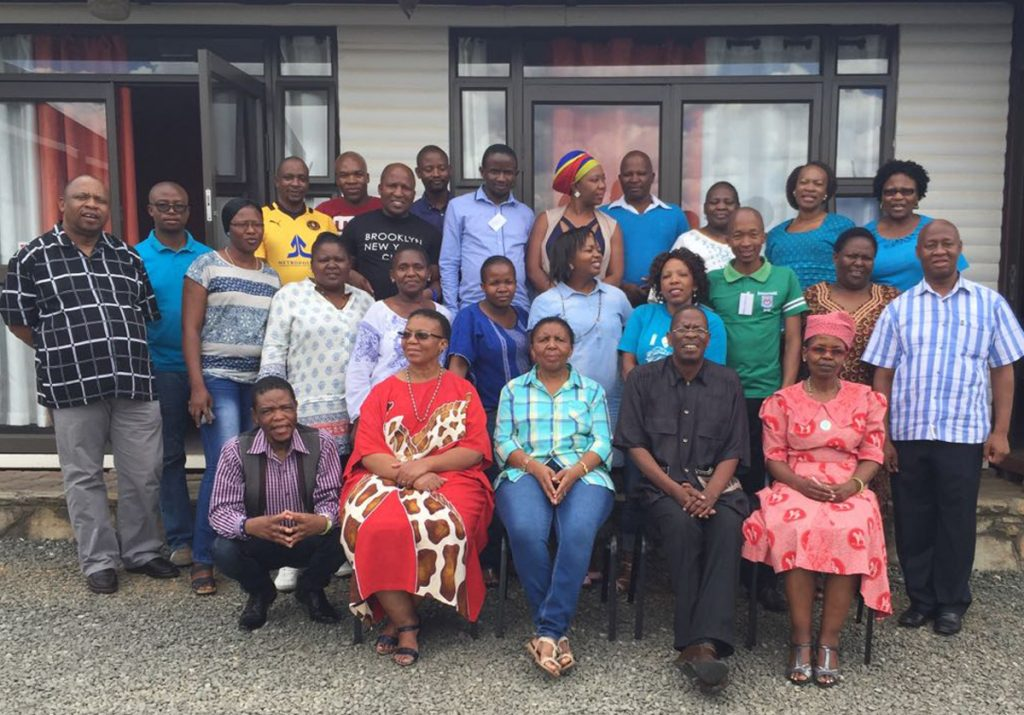 Healthcare professionals in Lesotho trained in children's palliative care