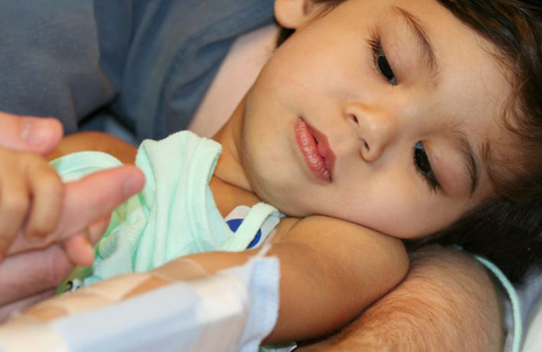 Few children with chronic illness have an advanced directive