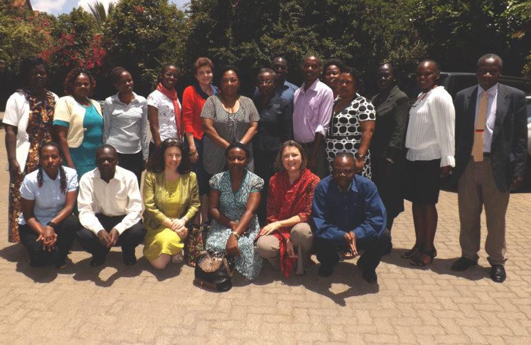 Strides taken in integrating Palliative Care provision in Kenya – trend setting in Nyeri, Eldoret and Homa Bay