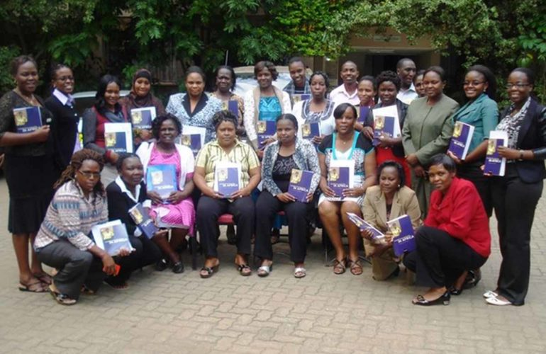 High praise for recent CPC training from Kenyan health professionals