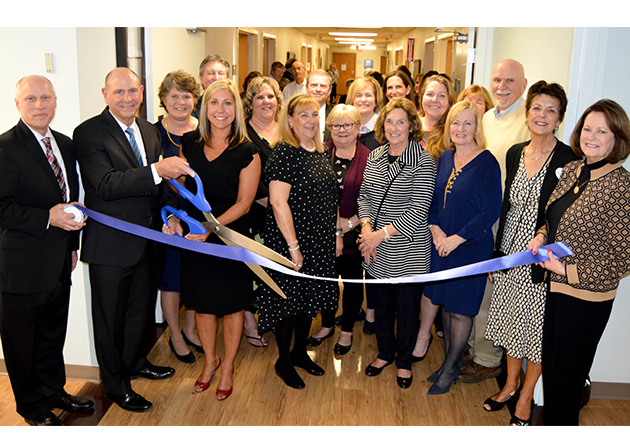 Compass Regional Hospice celebrates ribbon-cutting for Hospice Center