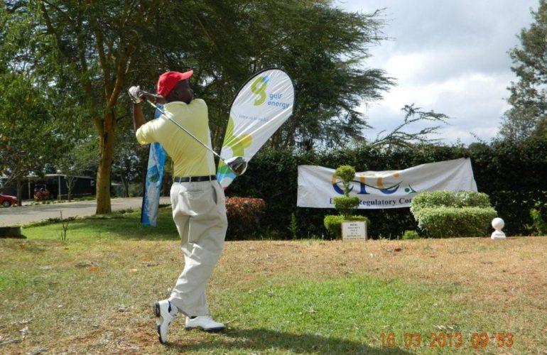 82 Golfers at Nyeri Hospice Tournament